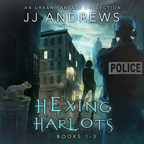 Hexing Harlots: Books 1-3 audiobook cover art