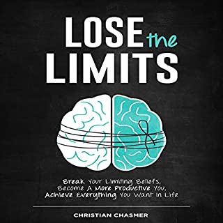 Lose the Limits audiobook cover art
