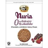 Birba Galletas Nuria 0% Azúcares Con Fresas, Arándanos Y Chocolate 270 g