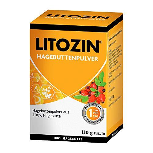 Litozin Hagebuttenpulver, 130 g