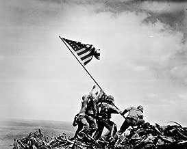 New 8x10 Photo: Raising the Flag on Iwo Jima