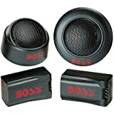 Best Tweeters For Car Audios - Pair Boss Tw15b 250w Micro Dome Tweeters 250 Review