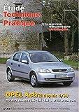 Ré-édition - Astra G Ess Revue Technique Opel