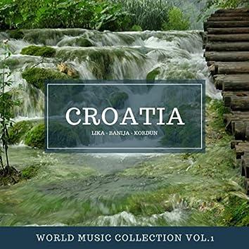 World Music Collection, Vol.1. Croatia