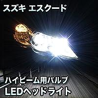 LEDヘッドライト ハイビーム スズキ エスクード対応セット