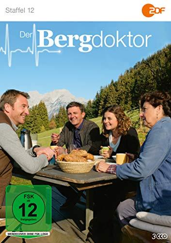 Der Bergdoktor - Staffel 12 [3 DVDs]