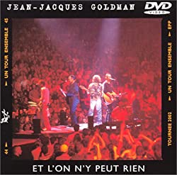 Et l'on n'y peut rien (DVD single)