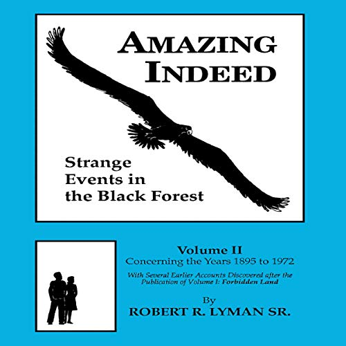 Amazing Indeed audiobook cover art
