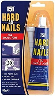 HARD AS NAILS GLUE-FOR SMALL JOBS-HIGH POWER GLUE