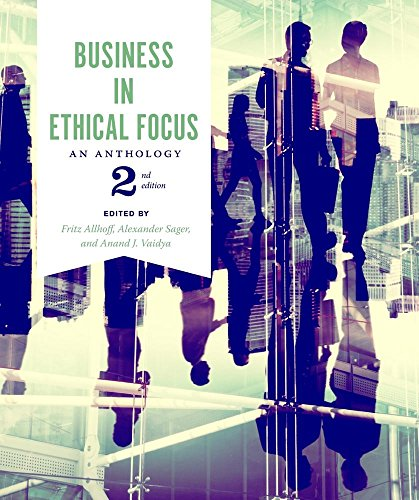 Business in Ethical Focus: An Anthology - Second Edition