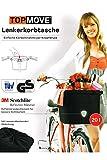 TopMove® Lenkerkorbtasche - 1-Knopfdruck-Korbentnahme-System