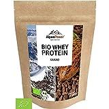 ALPENPOWER | BIO WHEY Protein Kakao | Ohne Zusatzstoffe | 100% natürliche Zutaten | Bio-Milch aus Bayern und...