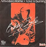 Arrivederci Roma / Love is Burning [Vinyle 45 tours 7']