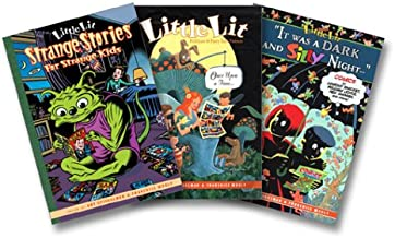 Little Lit Three-Book Collection (Strange Stories for Strange Kids; Folklore and Fairytale Funnies; It Was a Dark and Sill...