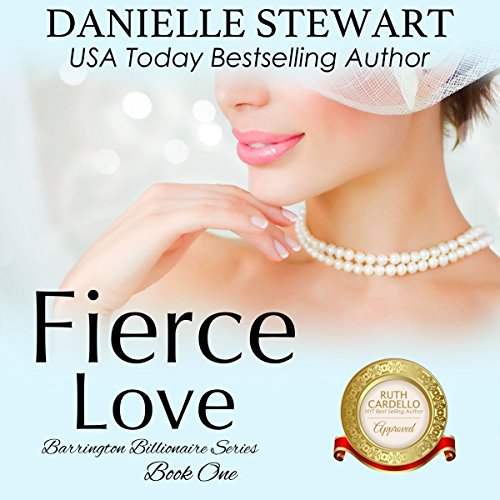Fierce Love audiobook cover art
