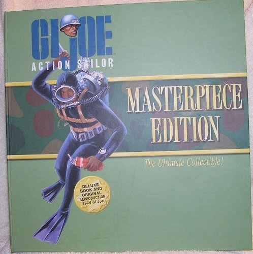 G.I. Joe Action Sailor Masterpiece Edition 1964 Reproduction - Afro American ...