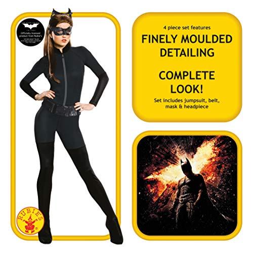 Ufficiale signore Dark Knight di Rubie Catwoman Costume per adulti - Piccolo