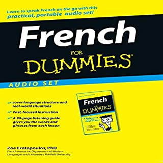 French For Dummies cover art