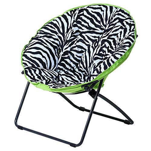 Gangkun zeshoekige stoel, luxe stoel voor de lunchpauze, radarstoel, klapstoel, stoffen sofastoel, ligstoel A3
