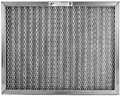 Washable Aluminum Air Filter - 20 x 20 x 1