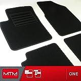 MTM Alfombrillas para Ka II Desde 2009-, a Medida en Velour Antideslizante One cod. 1110