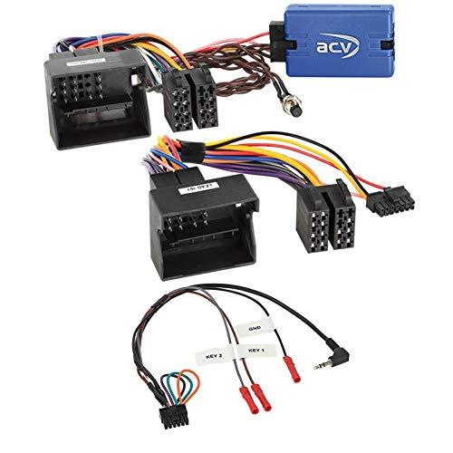 Stuurwiel afstandsbediening adapter interface SWC geschikt voor Mini R50 R53 R52, mit Harman Kardon System