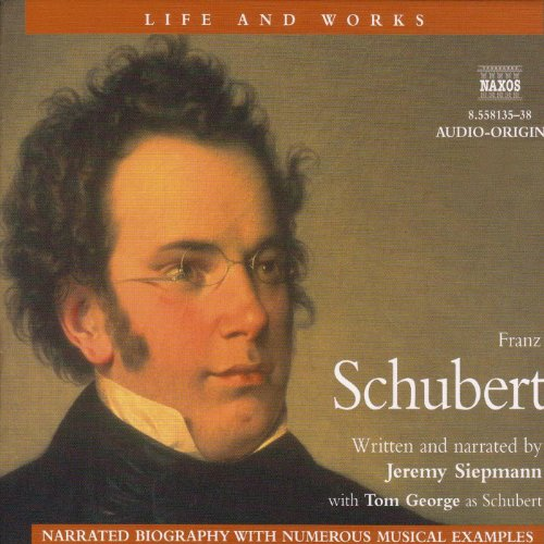 Couverture de Life & Works - Franz Schubert