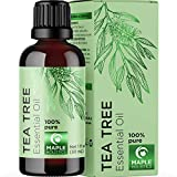 Best Tea Tree Oils - 100% Tea Tree Oil Pure - Tea Tree Review