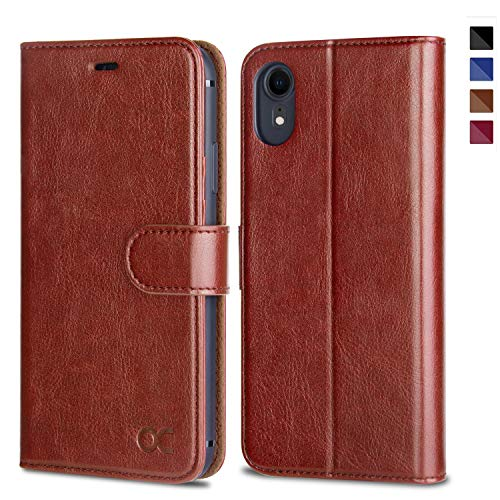 Mejor UrbanDrama for iPhone Xs Max Wallet Case Apple Xs Max Case, PU Leather Folio Flip Cover Protective Phone Case for iPhone Xs Max 2018 6.5 Inches, Floral Pattern crítica 2020