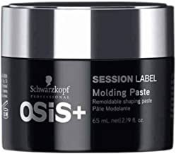 Schwarzkopf sch367Molding Paste Osis Session Label barro 65ml