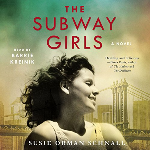 The Subway Girls audiobook cover art