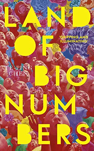 Cover of Land of Big Numbers