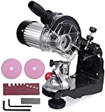 Chainsaw Sharpener, Professional Electric Multi-Angles Automatic Saw Chain Blade Grinder...