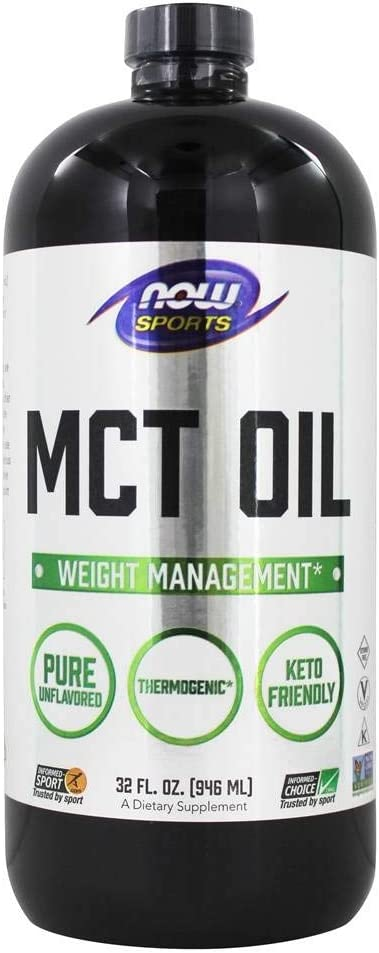 NOW Foods - Now Sports MCT Oil - 32 fl. oz.