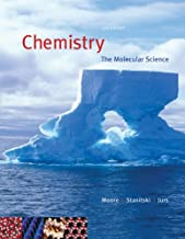 Chemistry: The Molecular Science (with CengageNOW 2-Semester Printed Access Card) (Available Titles CengageNOW)