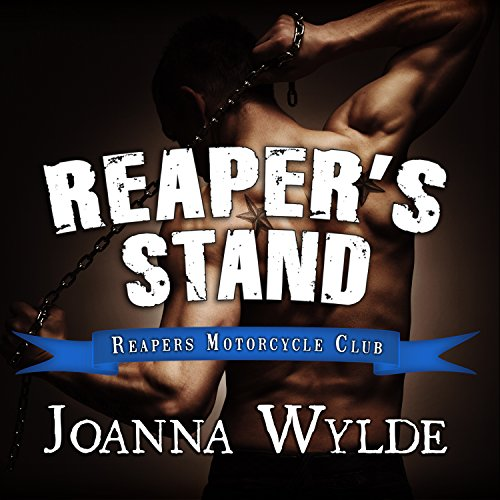 Reaper's Stand audiobook cover art