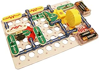 Snap Circuits Classic SC-300S Electronics Exploration Kit with Computer Interface