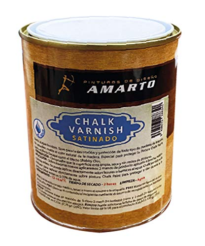 BARNIZ. CHALK VARNISH (250ml, ACABADO SATINADO)