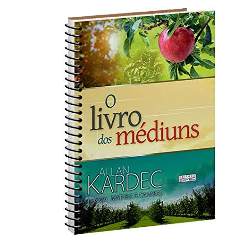 Livro dos Mediuns(O) 15,5X21,5 Esp