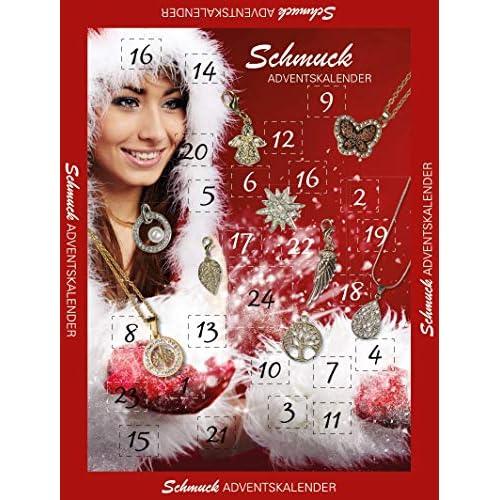 MyHome Calendario dell'Avvento con Gioielli.