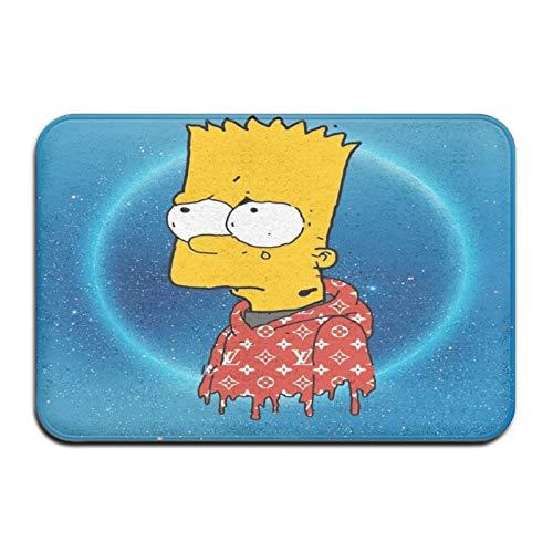 Simpsons - Felpudo antideslizante para exteriores