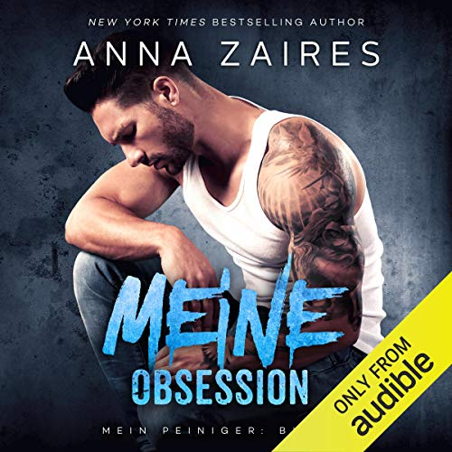 Meine Obsession audiobook cover art