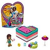 LEGO 41384 Friends Caja Corazón de Verano de Andrea (Descontinuado por Fabricante)