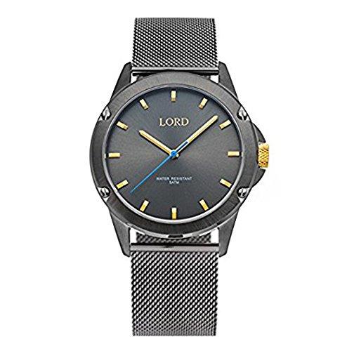 Lord Timepieces Reloj Bolt Gun Gold