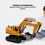 Immagine 1 nannday escavatore telecomandato camion di