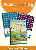 Nurture Picture Dictionary Books for Kids in English | 3 to 7 Year
