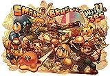 LINGJIA Póster Super Mario Cartel Mario Bros Clásico Puzzle Juego Clásico Nostalgia Foto Marco Niños Habitación Pegatina