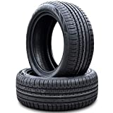 Set of 2 (TWO) Accelera Phi-R All-Season High Performance Radial Tires-235/45R17 235/45ZR17 97W XL