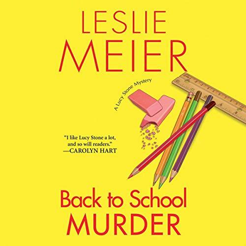 Back to School Murder Audiobook By Leslie Meier cover art