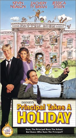 Principal Takes a Holiday [USA] [VHS]
